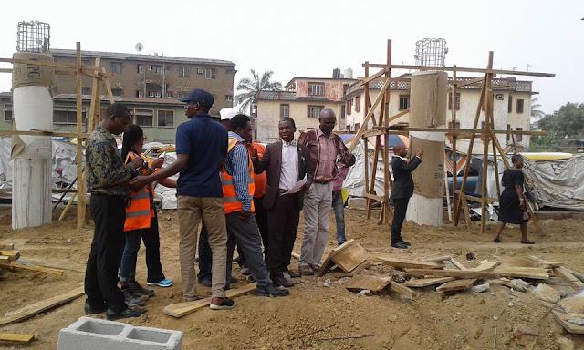 LAMATA Inspects Yaba Bus Terminal Construction (Photos)