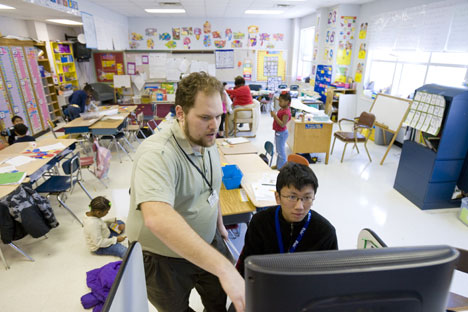 Ms  Driskell's Class Blog: Integrating Technology in the