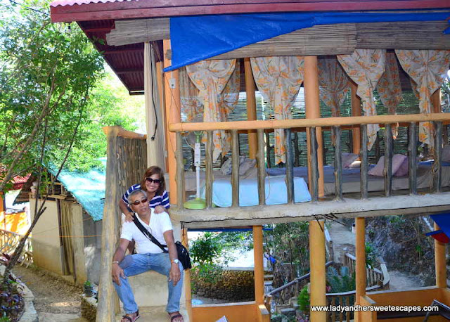 Accommodation in Latasan Resort Sipalay