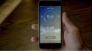 Sweatcoin, the application that pays you to walk