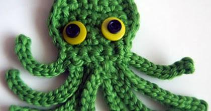 crochet squid pattern | ea1701 | 221x420