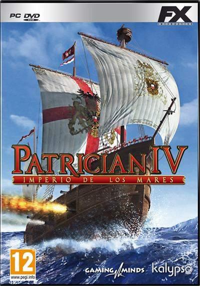Patrician 4 PC Full Español ISO Descargar