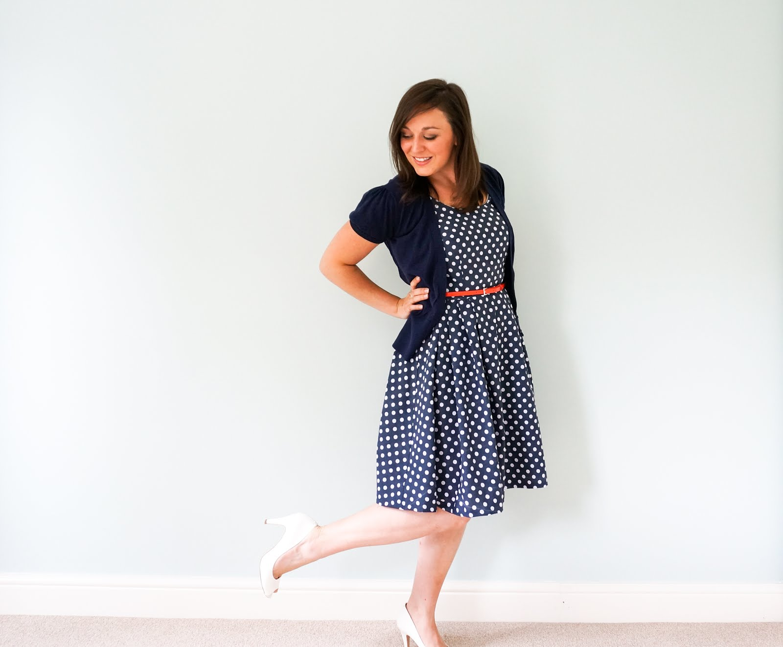 Tilly and the Buttons Lilou dress