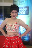 Mahima in beautiful Red Ghagra beigh transparent choli ~  Exclusive 117.JPG
