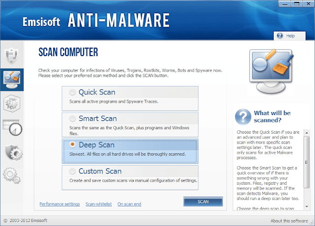 Emsisoft Anti-Malware 2018  Full Version PC Software.