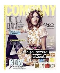 Company magazine unveils new look and Style Blogger Awards