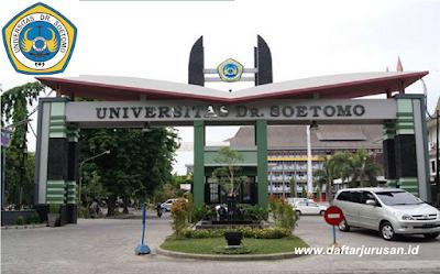 Daftar Fakultas dan Program Studi UNITOMO Universitas Dr. Soetomo Surabaya