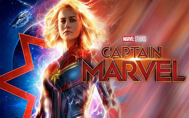 Captain Marvel 2019 Hindi Org DD 5.1 Dual Audio 1080p 720p 480p HD BRRip Esub