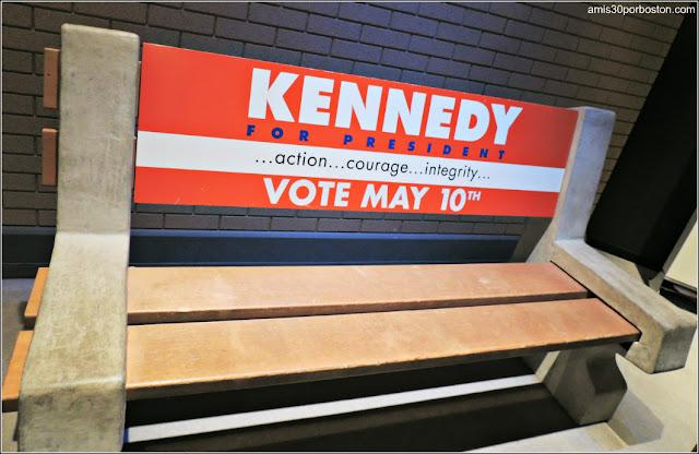 Banco de la Campaña Electoral de Kennedy