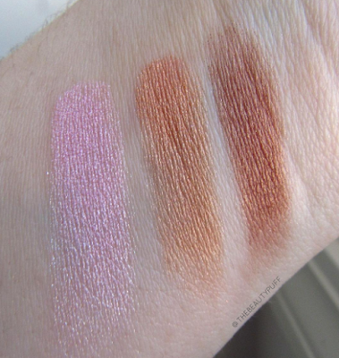la colors orchid swatch - the beauty puff