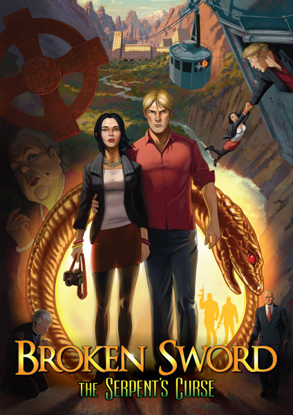 Broken Sword 5: The Serpent's Curse. Episode One & Two