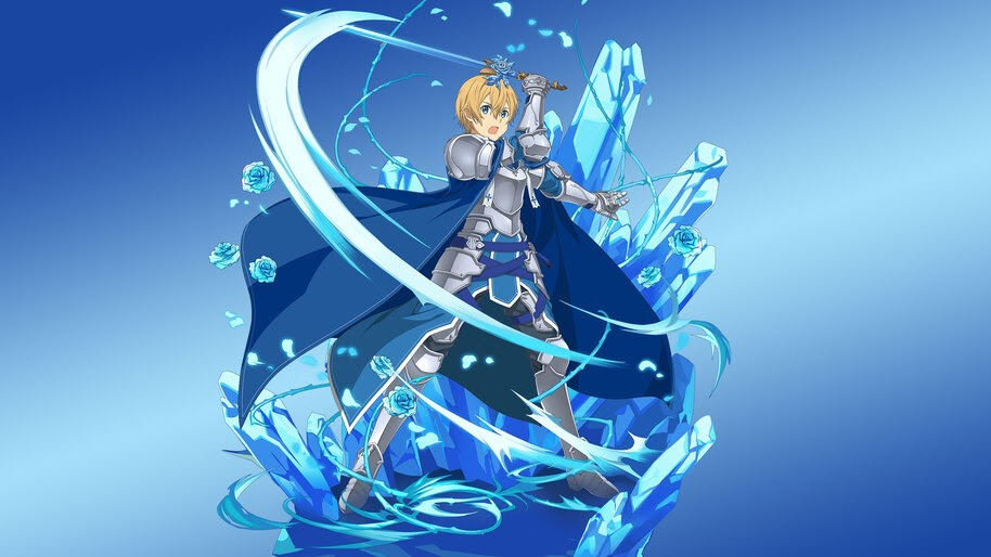 Eugeo, Sword Art Online Alicization, 4K, #4.1881