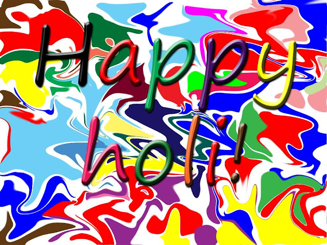 Happy Holi Glitter Images
