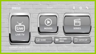 CHECK THIS NEW IPTV APK HAVE AMAZING CHANNELS WITH SPORT