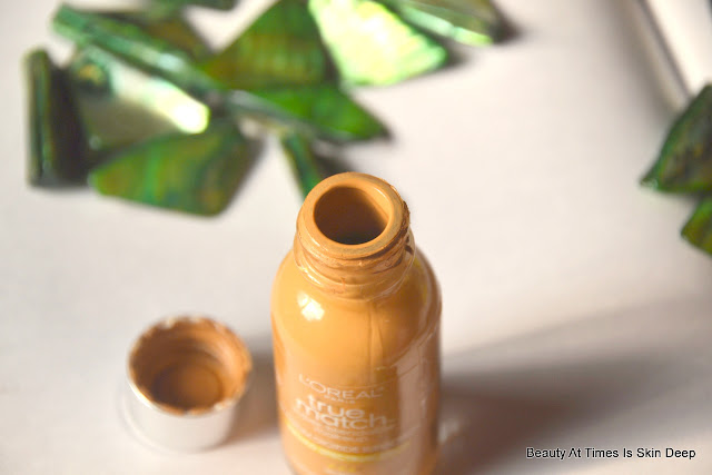 L'Oreal True Match Super Blendable Makeup W7 Caramel Beige