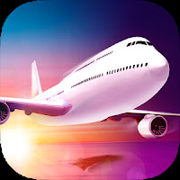 take off the flight simulator para hile apk indir