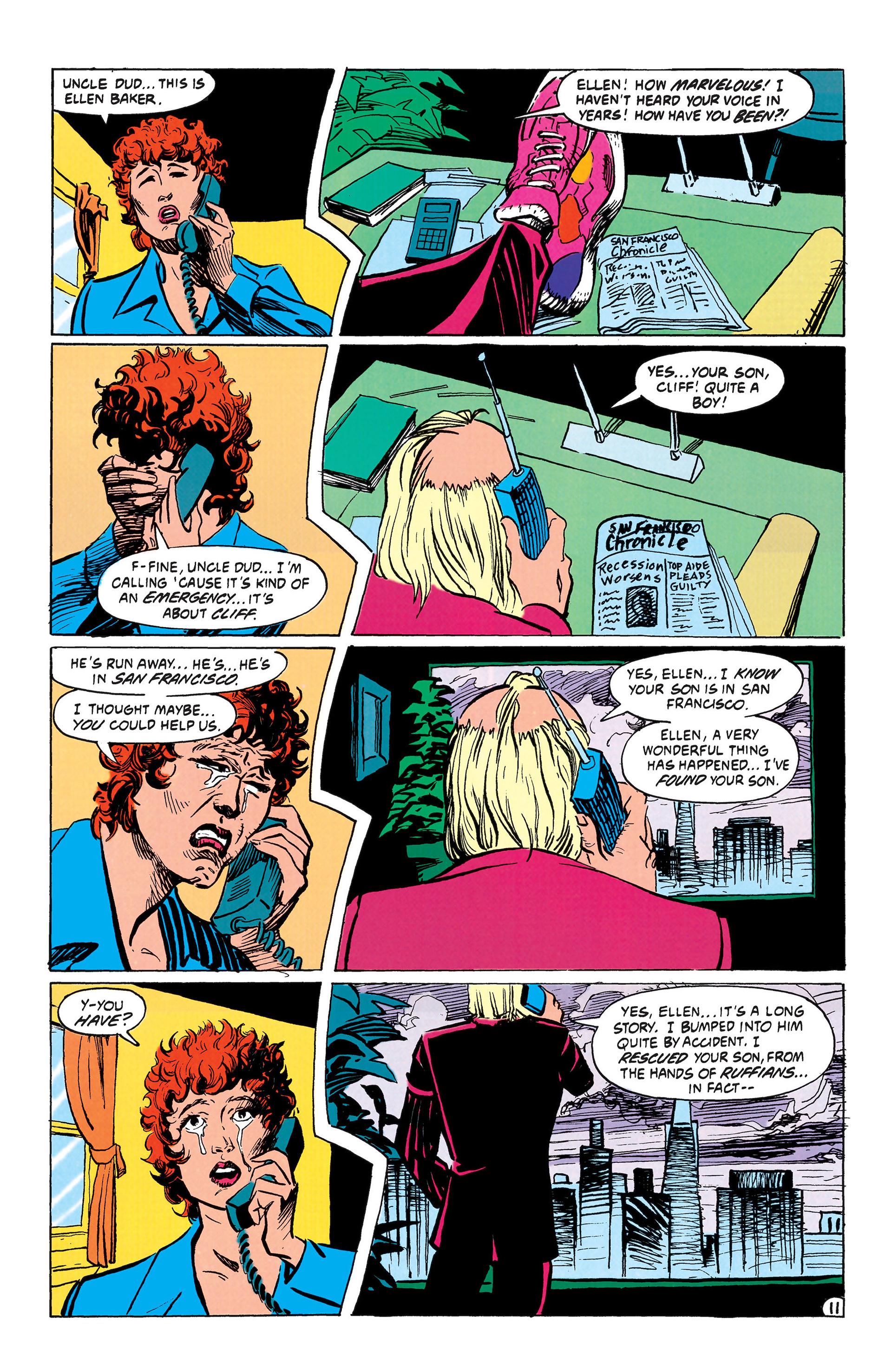 Read online Animal Man (1988) comic -  Issue #42 - 12