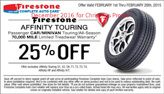 Firestone coupons december 2016