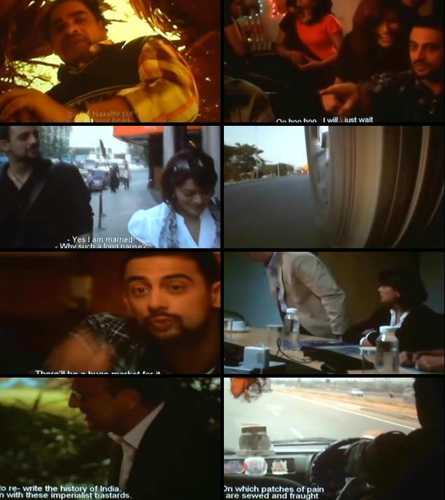 Buddha in a Traffic Jam 2016 Hindi pDVDRip