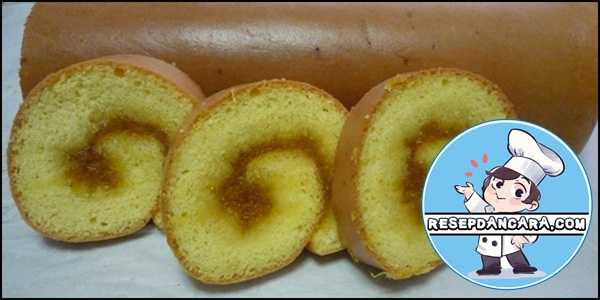 Resep dan Cara Membuat Kue Bolu Gulung Kukus Sederhana Dan Enak