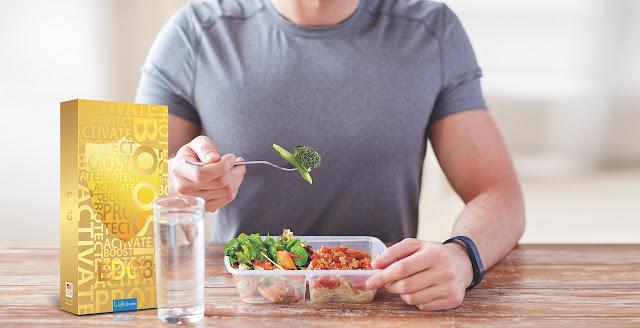 خلال شهر رمضان، تخلص من سموم جسمك مع منتج  LifeQode EDG3  – مضاد الأكسدة الرئيسي