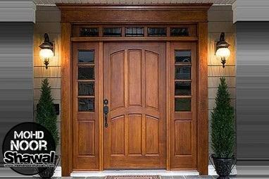 Adab Membuka & Menutup Pintu