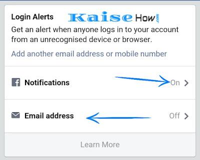 Facebook Account Hack Hone Se Kaise Bachaye  Fcebook Secuirty