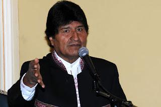 Evo Morales resalta importancia de la unidad para cambiar Bolivia