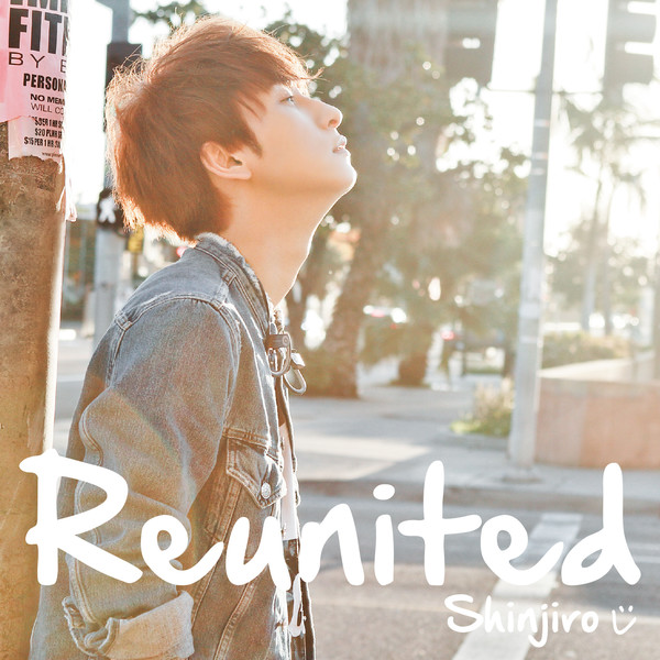[Single] SHINJIRO ATAE (from AAA) – Reunited (2016.06.22/MP3/RAR)