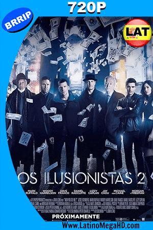 Los Ilusionistas 2 (2016) Latino HD 720p ()