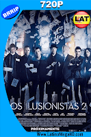 Los Ilusionistas 2 (2016) Latino HD 720p - 2016