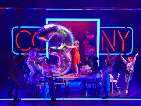 Company, Gielgud Theatre   Review
