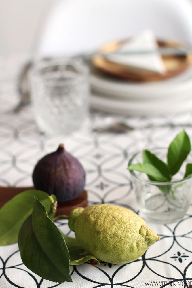 Tischdeko günstig selber machen