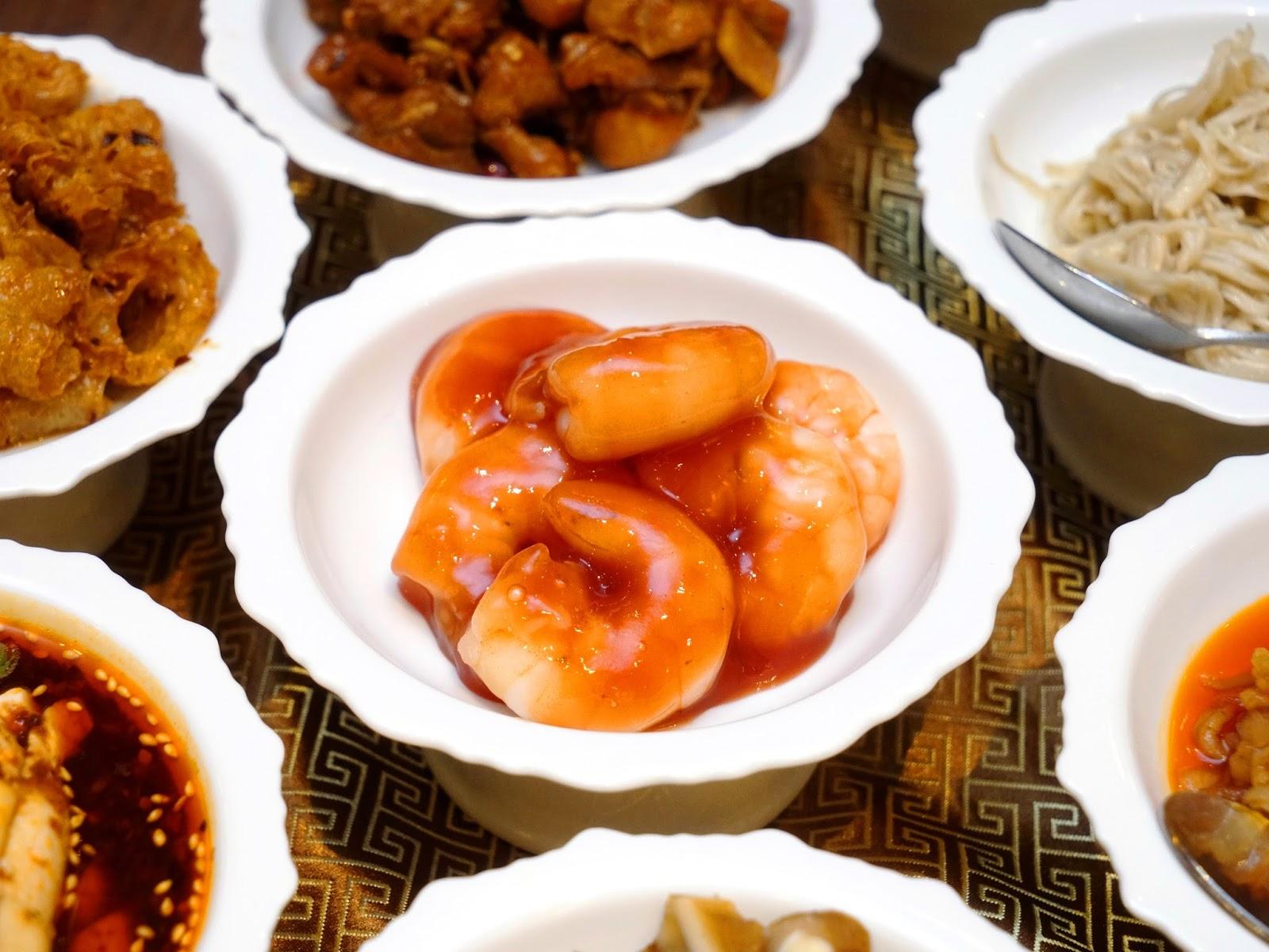 Weddings At Si Chuan Dou Hua At Parkroyal Beach Road: PinkyPiggu: Si Chuan Dou Hua Restaurant 四川豆花饭庄 @ PARKROYAL