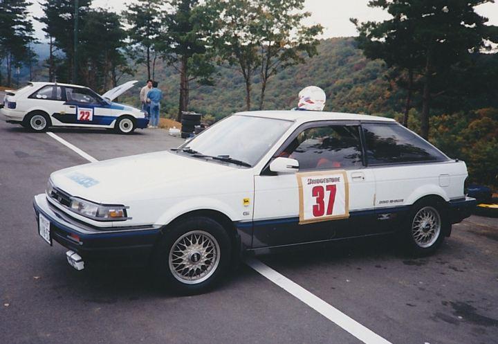 Mazda Etude, mało znane samochody