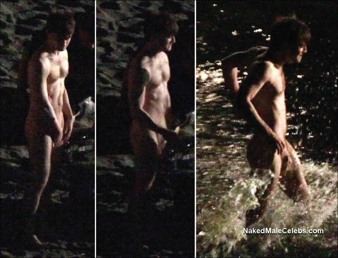 Daniel Radcliffe Fully Naked 24