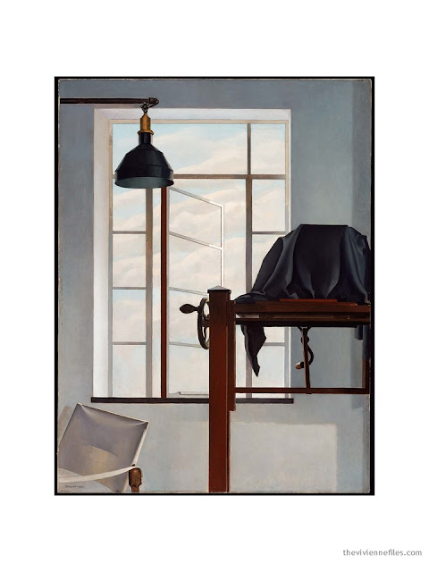View of New York by Charles Sheeler