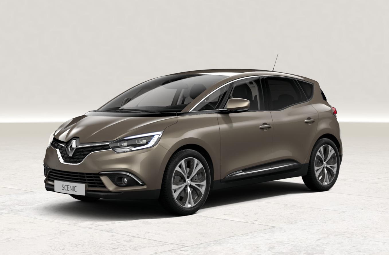 Renault Scénic 2019 Couleurs Colors