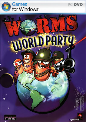 Game house: worms world party free download game rip.