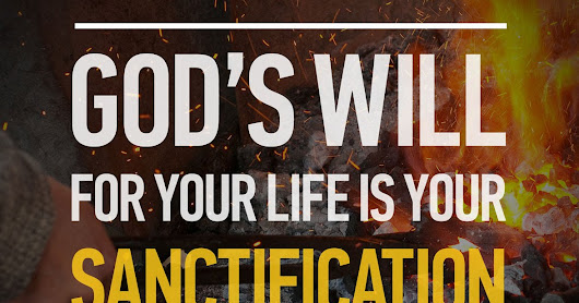 WHAT YOU DON'T KNOW ABOUT SANCTIFIED LIFE.