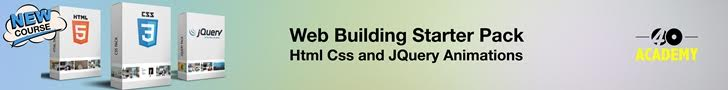 Html Css and JQuery Animations
