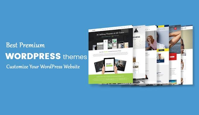 Best Premium Ecommerce WordPress Themes 2019