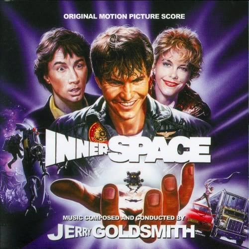 Innerspace, Jerry Goldsmith