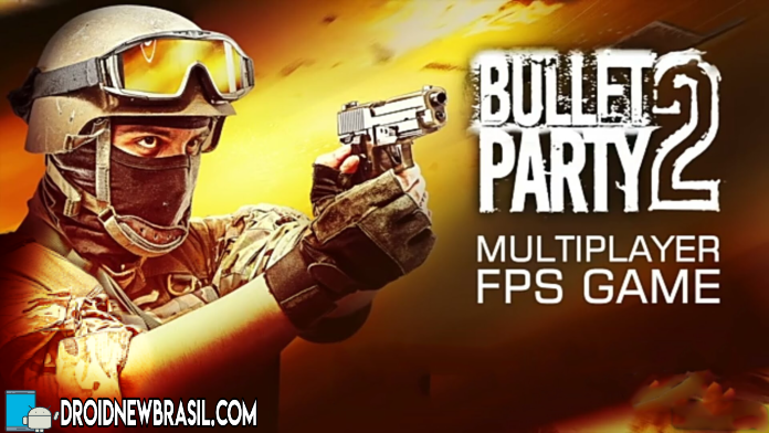 Bullet Party CS 2 Go Strike v1.2.8 Apk Mod