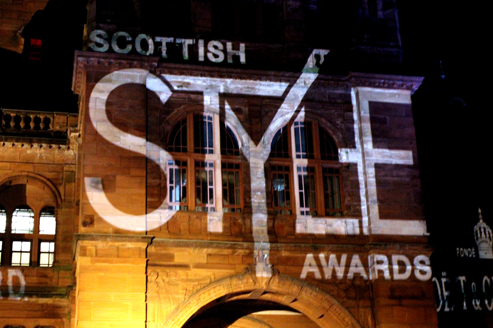 Scottish Style Awards 2015, Glasgow - UK fashion & travel blogger