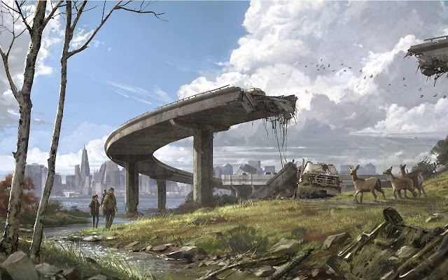 Post Apocalyptic Wallpapers