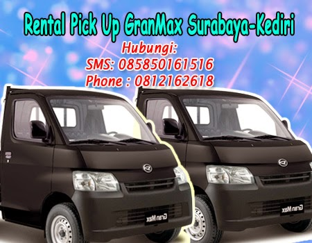 Sewa-Rental Pick Up GrandMax Surabaya ke Kediri