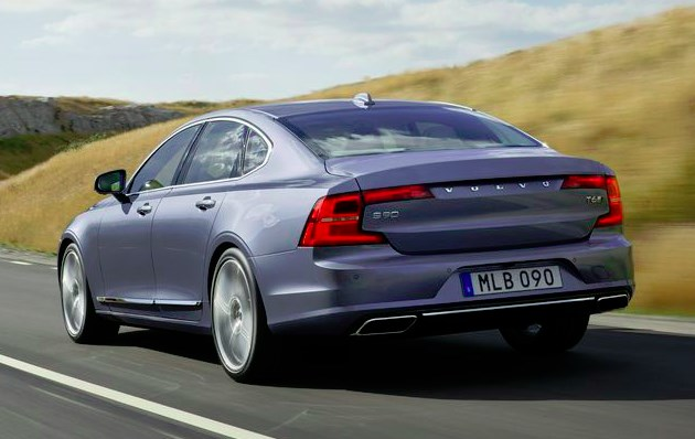 We Tested The 2019 Volvo S90 S Toyota Asia