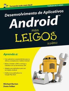 Download Desenvolvimento de Aplicativos Android para Leigos