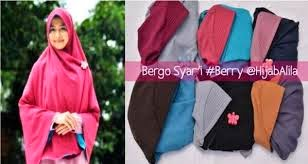 Hijab Alila Hijab Syari
